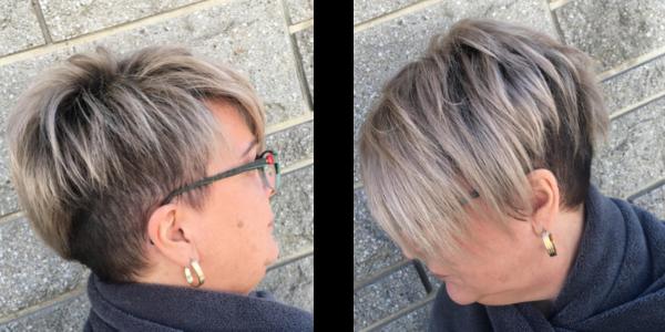 Le coupe pixie en coiffure