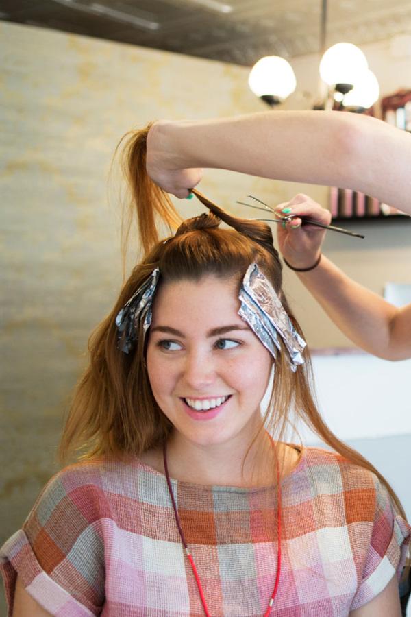 Salon Coiffure Distinctive - Balayage pour femmes à Québec