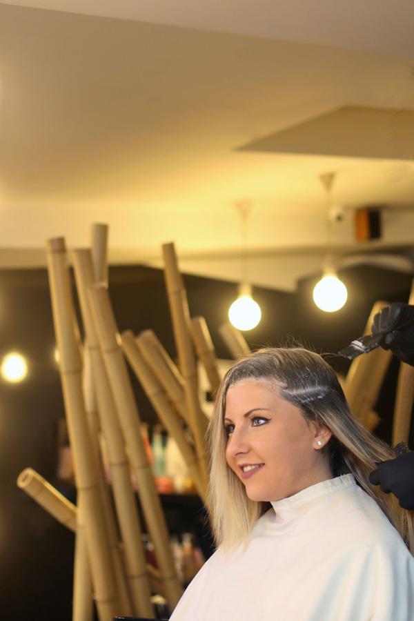Coloration de cheveux pour femmes à Québec