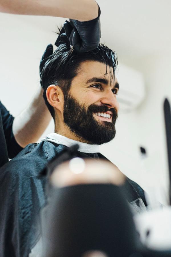 Salon Coiffure Distinctive - Nos services de coiffure pour hommes
