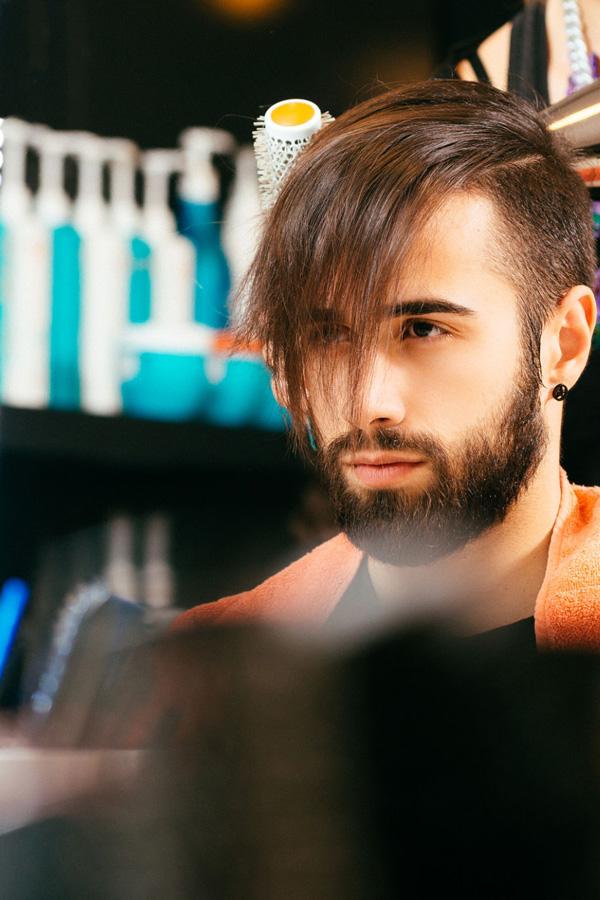 Salon Coiffure Distinctive - Nos services de mèches pour hommes