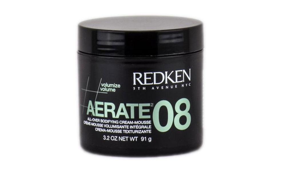 Produits pour coiffer sa frange - Redken Aerate 08