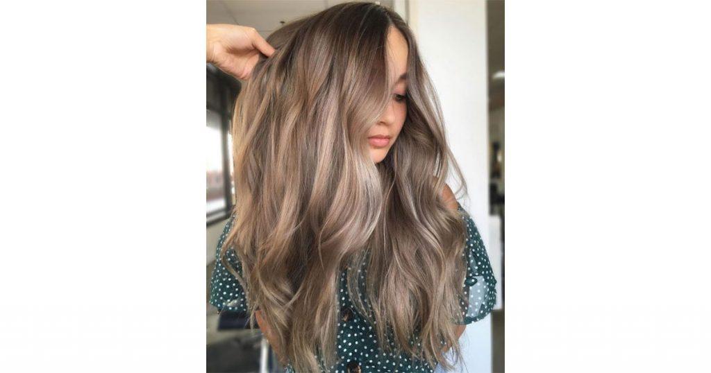 Bronde - tendances coiffure automne 2021